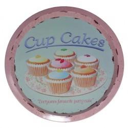 Cup Cakes, bricka