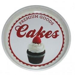 Cakes, bricka