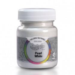 Vit, 30g pärlemopulverfärg (Pearl White - RD)