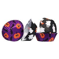 Freaky halloween, 60 st muffinsformar