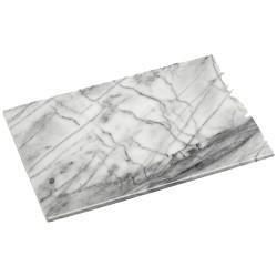 Kavelplatta, marmor
