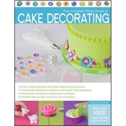Photo Guide to Cake Decorating, bok