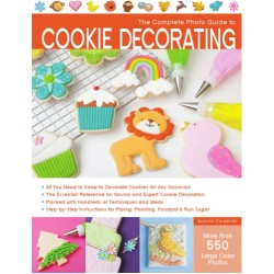 Photo Guide to Cookie Decorating, bok