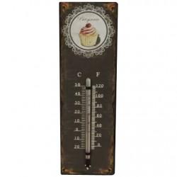 Termometer, cupcakes