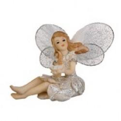 Glitter Fairy, tårtdekoration (1)