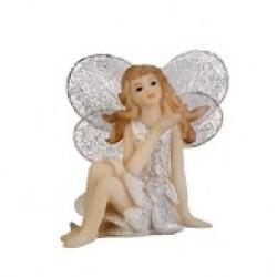 Glitter Fairy, tårtdekoration (2)