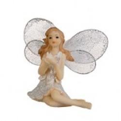 Glitter Fairy, tårtdekoration (3)