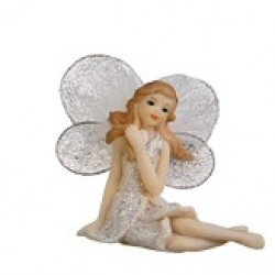 Glitter Fairy, tårtdekoration (4)