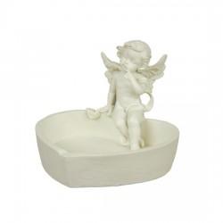 Hjärtformad skål, Angel