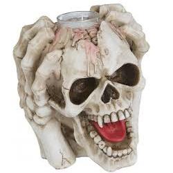 Dödskalle, dekoration