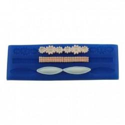 Kantband, silikonform (BR106)