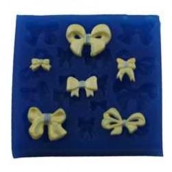 Rosett (16 st), silikonform
