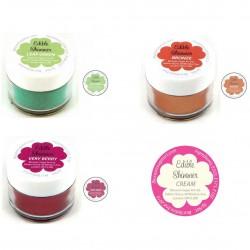 Edible Shimmer, 4-pack