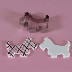 Skotsk terrier, utstickare