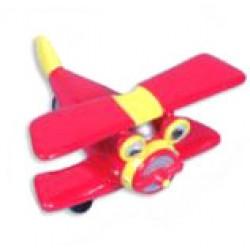 Veteranflygplan,  blå