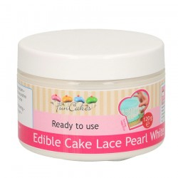 Cake Lace, 120g (pearl) FC