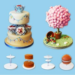 Tiers and Spheres, Cakeframe