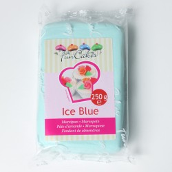 Marsipan, ice blue 250g