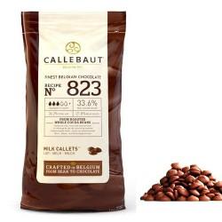 Chokladpellets (mjölkchoklad), 1 kg