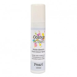 Metallic Food Spray, pearl-100 ml (CS)
