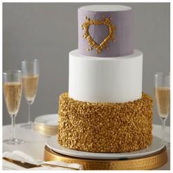 Confetti - Sequiner, guld strössel