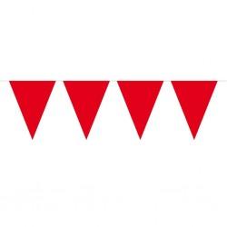 Vimpel, 10 m (röd)