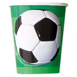 Fotboll, 8 st muggar