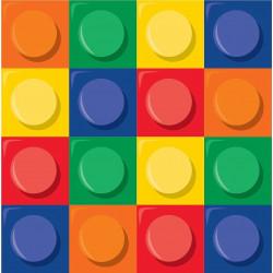 Lego, 16 st servetter