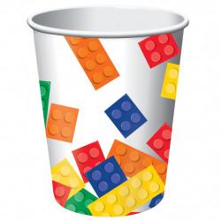 Lego mugg, 8 st