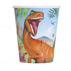 Dino, 8 st muggar