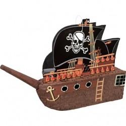 Piratskepp, pinata