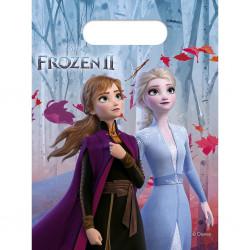 Frozen, 6 st kalaspåsar