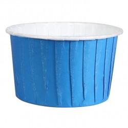 Kungsblå, 24 st muffinskoppar