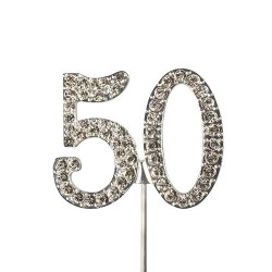 Cake Topper, 50