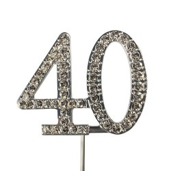 Cake Topper, 40