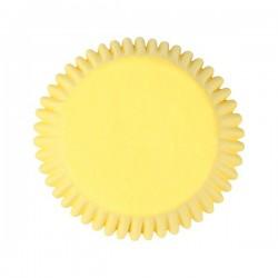 Yellow, 250 st muffinsformar