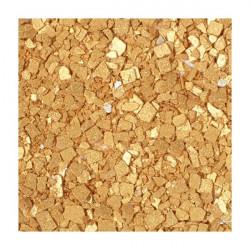 Glitterflingor, guld (Cu)