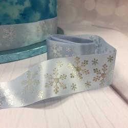 Snowflakes, kantband (2 m)