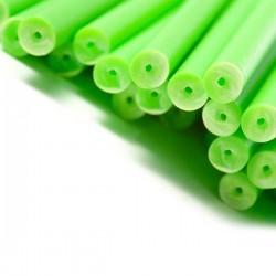 Klubbpinnar 15 cm, 20 st - gröna