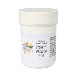 Pearl White, food paint (CS)