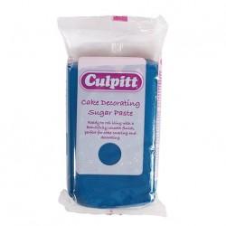 Sugarpaste, deep blue 250g (Culpitt)