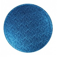 Rund, royal blue (ca 30 cm) 5-pack