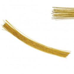 Metallic-tråd, guld (24G)