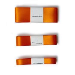 Orange, kantband (metervara)