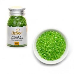 Glittersocker, grön (Green - De)