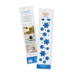 Frozen Star, kantschablon
