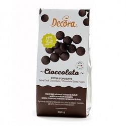 Chokladpellets (mörk), 250g