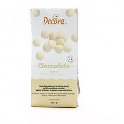 Chokladpellets (vit), 250g