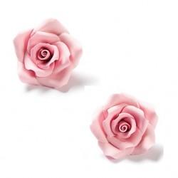 Rosor, 6 st pink (large)