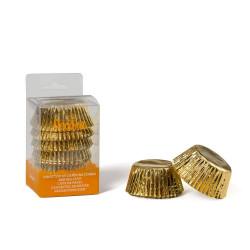 Guld, 60 st muffinsformar
